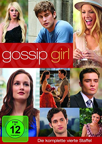 Gossip Girl Staffel 4 (5 DVDs)