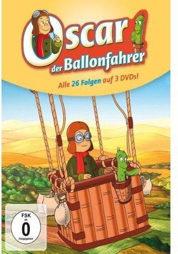 Oscar der Ballonfahrer
