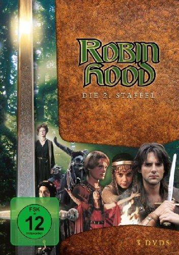 Robin Hood - Staffel 2 (3 DVDs)