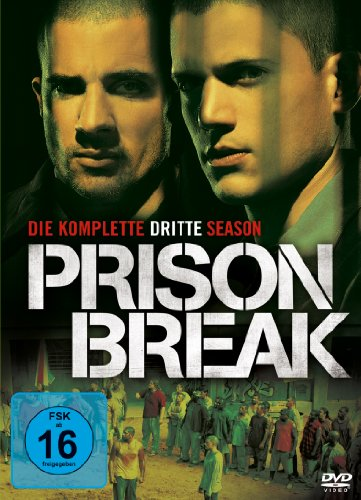 Prison Break Staffel 3 (4 DVDs)