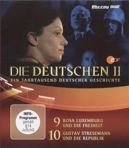 Die Deutschen, Staffel II, Teil 5 [Blu-ray]