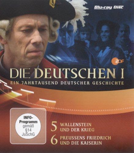 Die Deutschen, Staffel I, Teil 3 [Blu-ray]