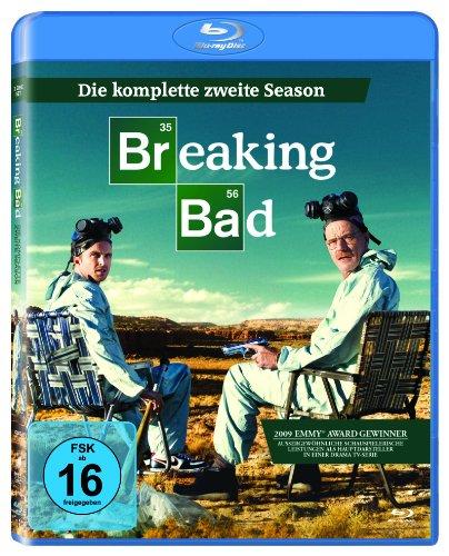 Breaking Bad Season 2 [Blu-ray]