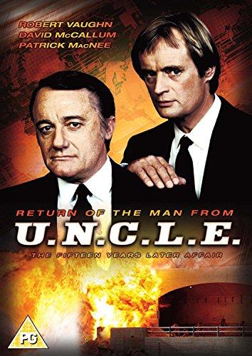 Return of the Man from U.N.C.L.E.