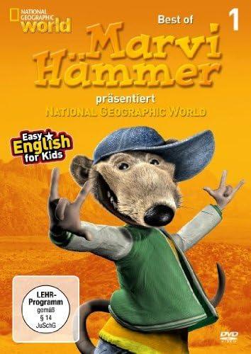 Marvi Hämmer präsentiert: National Geographic World