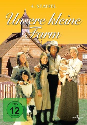 Unsere kleine Farm Staffel  4 (6 DVDs)