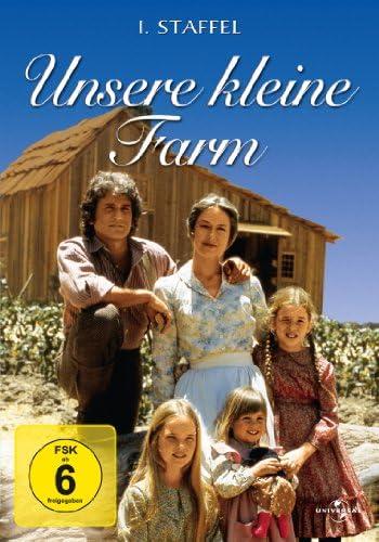 Unsere kleine Farm Staffel  1 (7 DVDs)