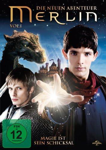 Merlin - Die neuen Abenteuer, Vol. 1 (3 DVDs)