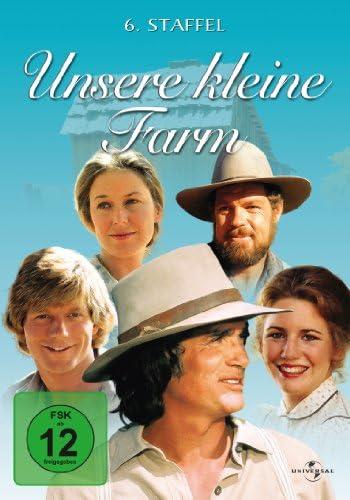 Unsere kleine Farm Staffel  6 (6 DVDs)