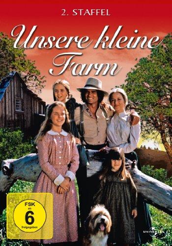 Unsere kleine Farm Staffel  2 (6 DVDs)