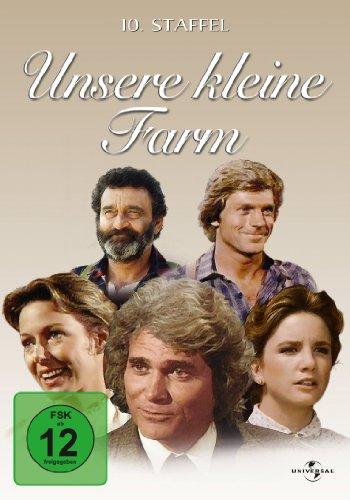 Unsere kleine Farm Staffel 10 (3 DVDs)