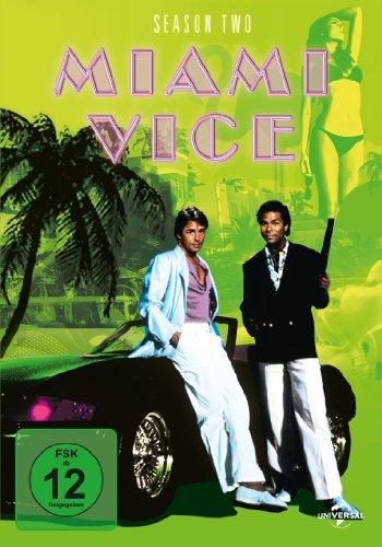 Miami Vice Season 2 (6 DVDs)