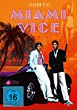 Miami Vice - Season 5 (6 DVDs)