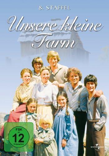 Unsere kleine Farm Staffel  8 (6 DVDs)