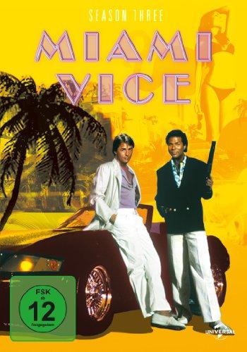 Miami Vice Season 3 (6 DVDs)