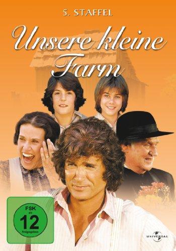 Unsere kleine Farm Staffel  5 (6 DVDs)