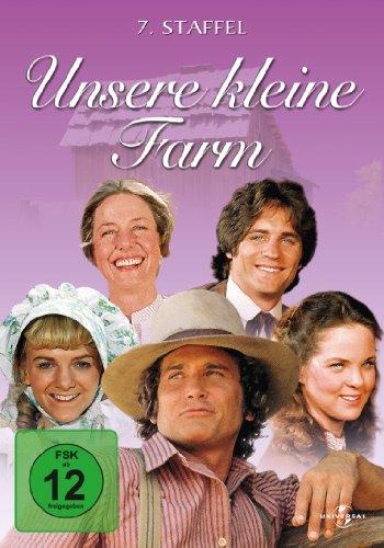 Unsere kleine Farm Staffel  7 (6 DVDs)