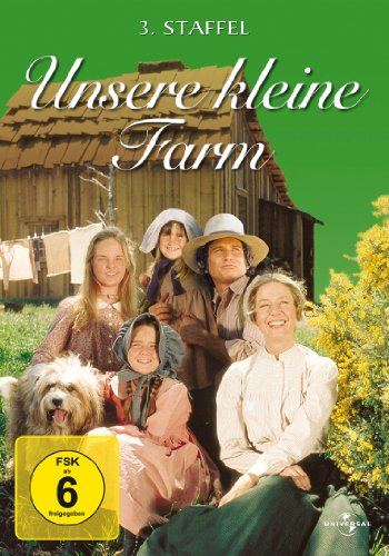 Unsere kleine Farm Staffel  3 (6 DVDs)