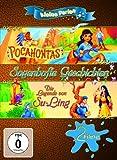 Pocahontas / Die Legende von Su-Ling (2 DVDs)