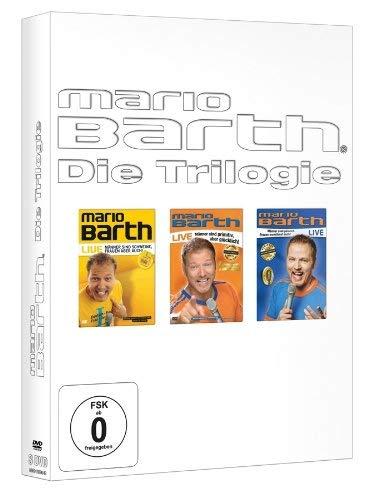 Mario Barth - Die Trilogie (3 DVDs)