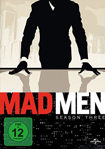 Mad Men Season 3 (4 DVDs)