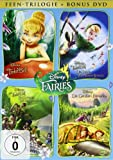 Feen-Trilogie (4 DVDs)