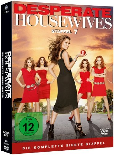Desperate Housewives Staffel 7 (6 DVDs)