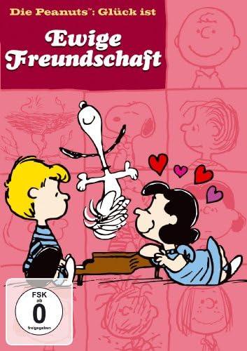 Die Peanuts: Glück ist ewige Freundschaft