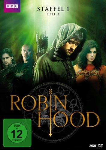 Robin Hood Staffel 1.1 (2 DVDs)
