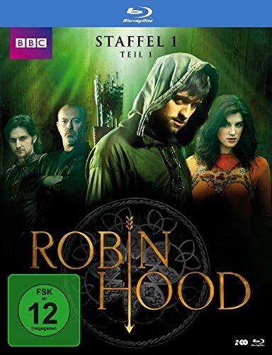 Robin Hood Staffel 1.1 [Blu-ray]