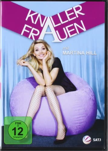 Martina Hill - Knallerfrauen: Staffel 1 (2 DVDs)