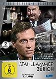 Stahlkammer Zürich - Die komplette 1. Staffel (2 DVDs)