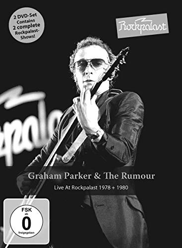 Graham Parker And The Rumour - Live At Rockpalast (2 DVDs)