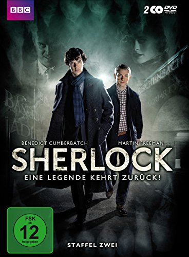 Sherlock Staffel  2 (2 DVDs)