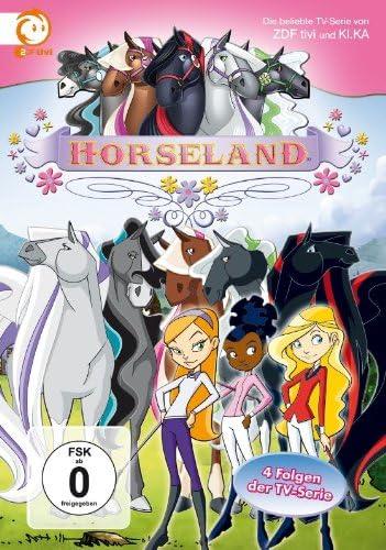 Horseland 4 Folgen (2 DVDs)