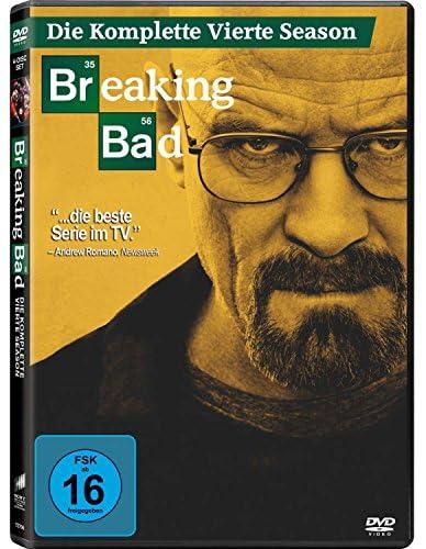 Breaking Bad Season 4 (4 DVDs)