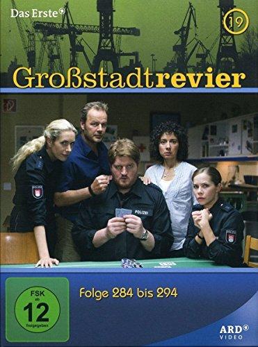 Großstadtrevier Box 19, Staffel 23.2 (4 DVDs)