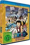 One Piece - 8. Film: Abenteuer in Alabasta, Die Wüstenprinzessin [Blu-ray]