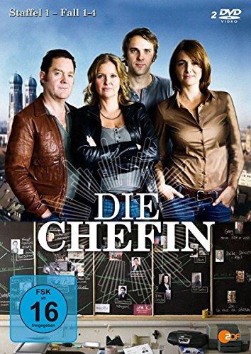 Die Chefin Staffel 1 (2 DVDs)
