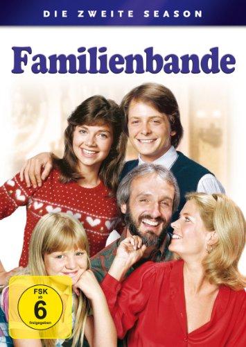 Familienbande Season 2 (4 DVDs)