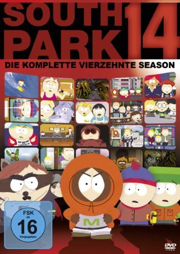 South Park Staffel 14 (3 DVDs)