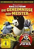 Kung Fu Panda - Die Geheimnisse der Meister / Die Geheimnisse der furiosen Fünf