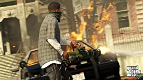 Screenshot: Grand Theft Auto V