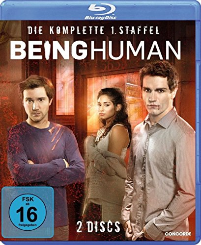Being Human Staffel 1 [Blu-ray]