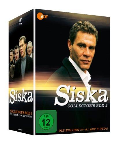 Siska Collector's Box 2 (9 DVDs)