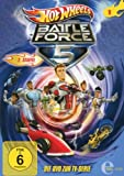 Hot Wheels: Battle Force 5 - Staffel 2, Vol. 1