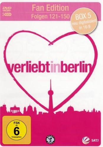 Verliebt in Berlin Fan Edition Box  5: Folgen 121-150 (3 DVDs)