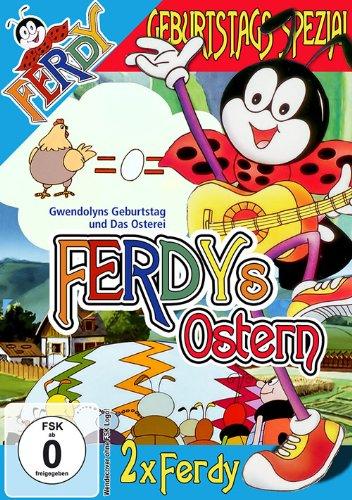 Ferdy, die Ameise - Gwendolyns Geburtstag & Das Osterei