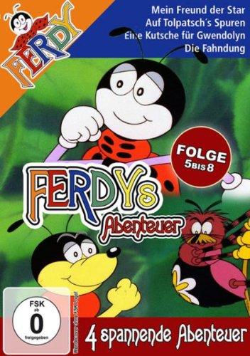 Ferdy, die Ameise - Folge 5-8