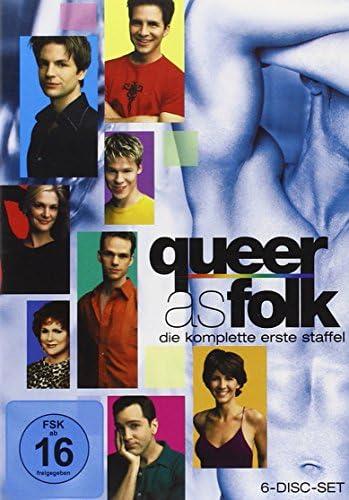 Queer as Folk Staffel 1 (6 DVDs)